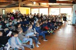 Galette des rois U6 à U9 - Jeunesse Sportive Auzielle Lauzerville