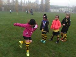 U9F - 18/11/17 - J3 à Revel - Jeunesse Sportive Cintegabelloise