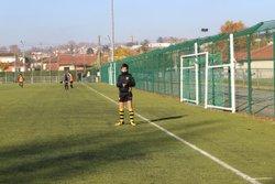 U15 - 19/11/17 - Match de Coupe à l'Union - Jeunesse Sportive Cintegabelloise