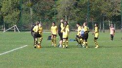 U13F - 23/09/2017 - J. rentrée à St Jean du Falga - Jeunesse Sportive Cintegabelloise