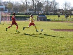U15 : JSL - MARCK (2-3) - Jeunesse Sportive Longuenesse