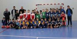 U11 - Les Premières Photos de la Coupe de Nièvre Futsal - JS MARZY