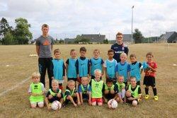 Les U7 a l'entrainement - Jeunesse Sportive Tinchebray