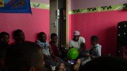 Repas avant le match - A KARIBU MAYOTTE ORLEANS