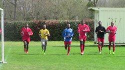 Demie finale Coupe Jean Rollet: Karibu VS Pannes Fc - A KARIBU MAYOTTE ORLEANS