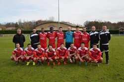 LBFC-BASSIN ARCACHON : 0-1 - LA BREDE FOOTBALL CLUB