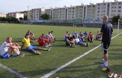 La reprise - LA CLERMONTAISE FOOTBALL