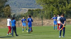 U17(2) MAUGUIO - LA CLERMONTAISE FOOTBALL