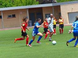 U15F -ALIGNAN - LA CLERMONTAISE FOOTBALL