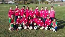 U11 (équipe 2) - LA CREMADE F.C. (Ecole de Foot Fréjeville/Saix-Semalens)