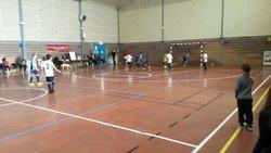 Matchs amicaux des U11 contre Castres et Payrin pour le Téléthon - LA CREMADE F.C. (Ecole de Foot Fréjeville/Saix-Semalens)
