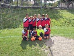Equipe U11 - Matchs amicaux Revel - LA CREMADE F.C. (Ecole de Foot Fréjeville/Saix-Semalens)