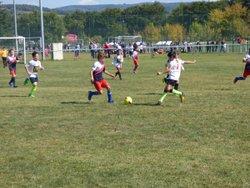 JOURNEE DE RENTREE U11 - LA CREMADE F.C. (Ecole de Foot Fréjeville/Saix-Semalens)