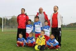 Plateau départemental U7 à Labruguière du 4 octobre 2015 - FC Lagrave