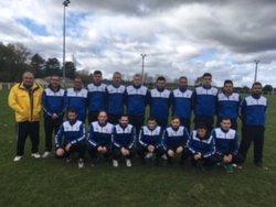 Séniors saison 2017/2018 - AS Lagrave