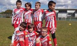 U8/9 Tournois du 30/04 et 1/05 - La Saint André Football