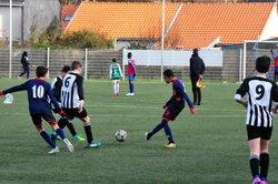 Victoire 9-3 des U13 A contre ST BREVIN AC - LA SAINT PIERRE DE NANTES