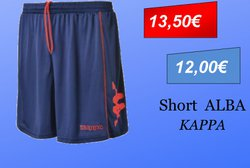 Short Alba Enfant KAPPA
