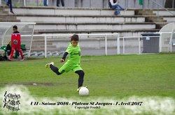 U11 - Plateau St Jacques - 01 avril 2017 - Lempdes Sport Football