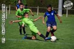 U11: 13ème du TOURNOI NATIONAL DE MILLAU - 09/10 JUIN 2018 - Lempdes Sport Football Label Jeunes FFF