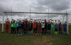 Le Groupement Jeunes des EPIS FC  a repris ses entraînements