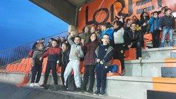 Déplacement à Lorient le 6/04/18 - Les Korrigans de l'Oust (Les Fougerêts/Glénac/St-Martin)