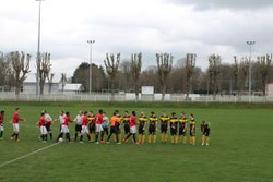 TINQUEUX 2- LE THEUX 4 - LE THEUX FOOTBALL CLUB