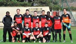 Match contre Cazaux - Landes Girondines FC