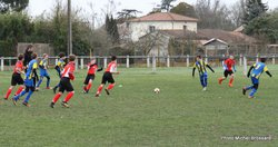 U13(1)/Yvrac - Football Club Loubesien