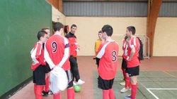 2éme participation à la coupe futsal pour les U 15  le 03/01/15 - Légion Saint Pierre
