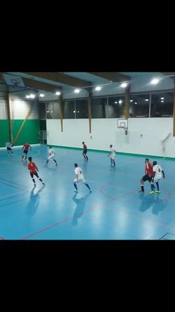 coupe nationale futsal victoire de Massy à Fontenay le fleury - Massy United Futsal