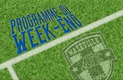 Le programme du week-end