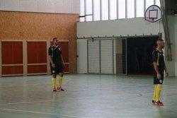 1 er match de la saison 2014/2015 - MIRIBEL FOOT