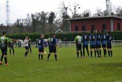 Promotion de Ligue - Journée 07: Jeunesse Villenavaise / MMFC (1-2) - MONTPON MENESPLET FC
