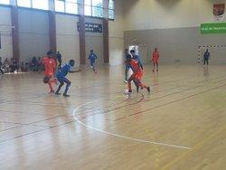 Finale coupe 93 futsal Es.Parisienne 4- 3 Les artistes a Montreuil 27 06 2018 - Associazione Club Montreuil Futsal         ACM MONTREUIL FUTSAL