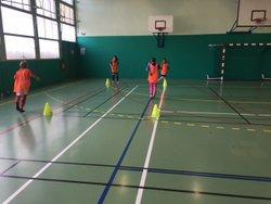 rentrée Futsal section féminine sous le signe de la motricité et contact ballon ! ! ! ! ! - Associazione Club Montreuil Futsal         ACM MONTREUIL FUTSAL