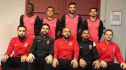 Les acteurs du terrain !force et honneur! - Associazione Club Montreuil Futsal         ACM MONTREUIL FUTSAL