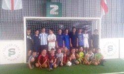 Journée U11/U13 FUN ATTITUDE samedi 11 juin 2016 - NAY FOOTBALL CLUB