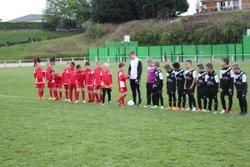 Photo de nos U10 au tournoi de Villey Saint Etienne - Nouvelle Génération Touloise