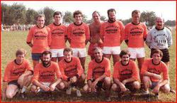 Equipe Seniors des Années 80 - Espoir Sportif de Novion-Porcien