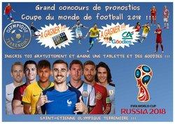 Le grand concours de l'Olympique Terrenoire !!! - OLYMPIQUE TERRENOIRE