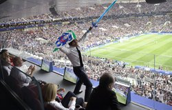 CHAMPIONS DU MONDE !!!! - OLYMPIQUE TERRENOIRE