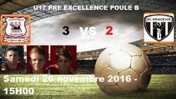 victoire !!! - OLYMPIQUE SALERNOIS