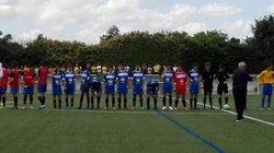 Nos U17 en Finale du Challenge de L'Anjou - Olympique Chemillé Melay