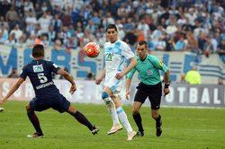 Abdelazziz Barrada - Olympique de Marseille.