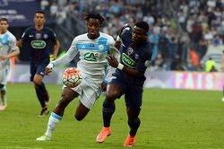 Michy Batshuayi - Olympique de Marseille.