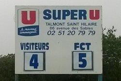 JOUR DE FETE POUR LE FCT !!!!! - FOOTBALL CLUB TALMONDAIS