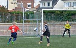U13(1) - Isbergues Esd : 7 - 1 (Série 1) - O.S AIRE FOOTBALL