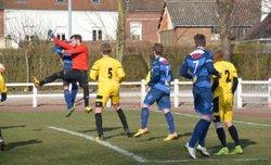 Seniors A - SC Douai : 6 - 1 - O.S AIRE FOOTBALL