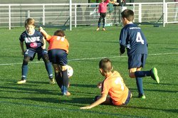 Béthune Stade - U11(1) : 4 - 3 - O.S AIRE FOOTBALL